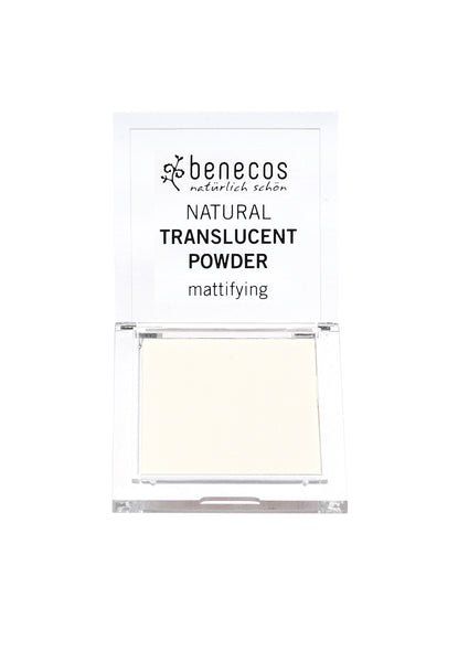 Benecos Natural Translucent Powder - Mission Invisible (6.5g)