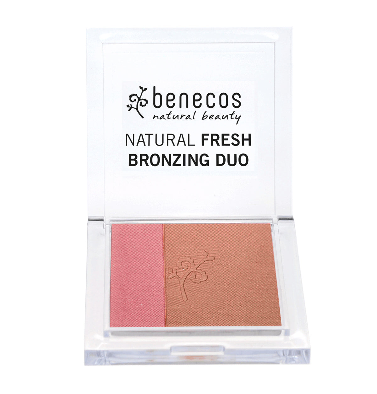 Benecos Natural Fresh Bronzing Duo - Ibiza Nights (8g)