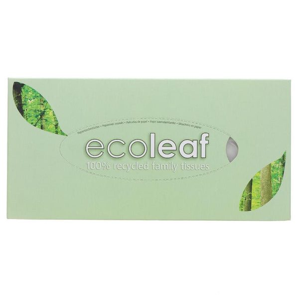 Ecoleaf From Suma Ecoleaf Facial Tissues