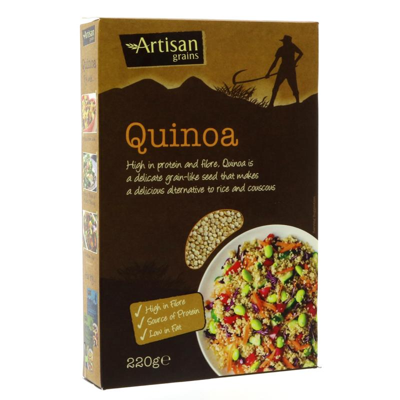 Artisan Grains Royal Quinoa (220g)