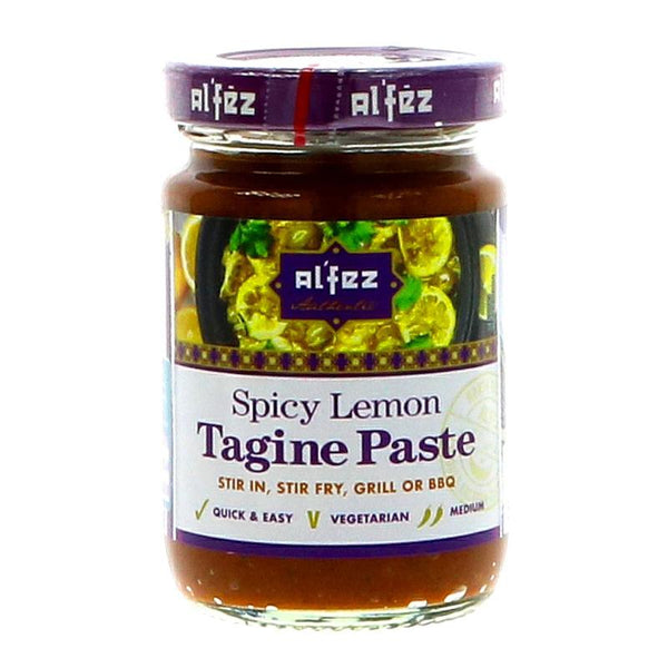 Alfez Lemon Tagine (100g)