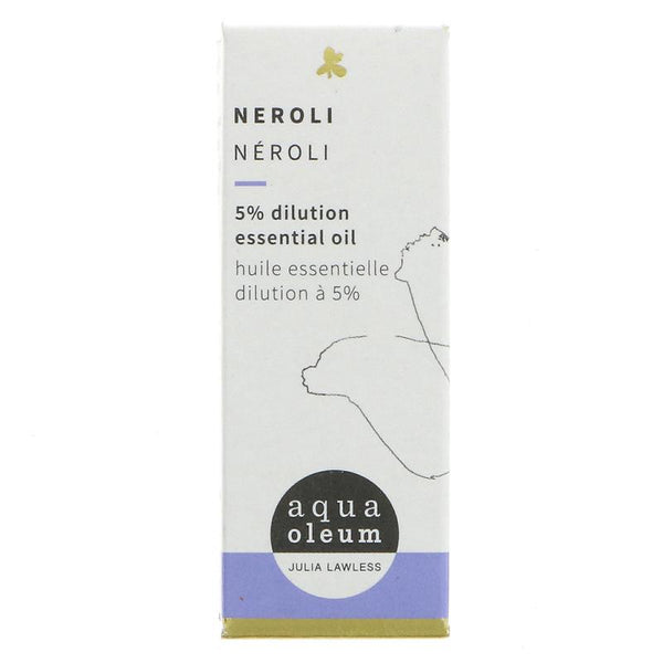Aqua Oleum Neroli (Orange Blossom) 5% Dilution  (10ml)