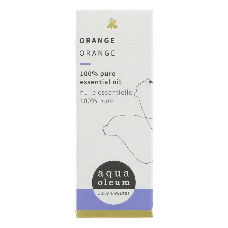 Aqua Oleum Orange (10ml)