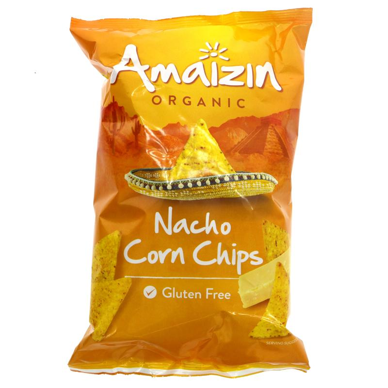 Amaizin Bio Corn Chips Natural (150g)