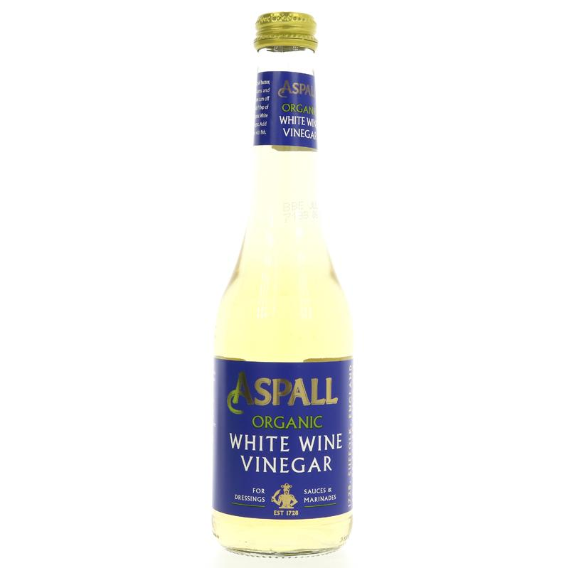 Aspall White Wine Vinegar - organic (350ml)