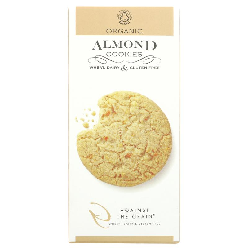 Against The Grain Organic Almond Cookies (150g)