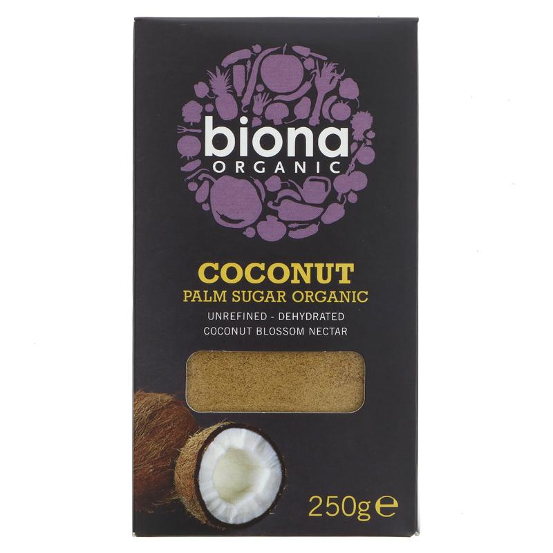 Biona Coconut Palm Sugar - Organic (250g)