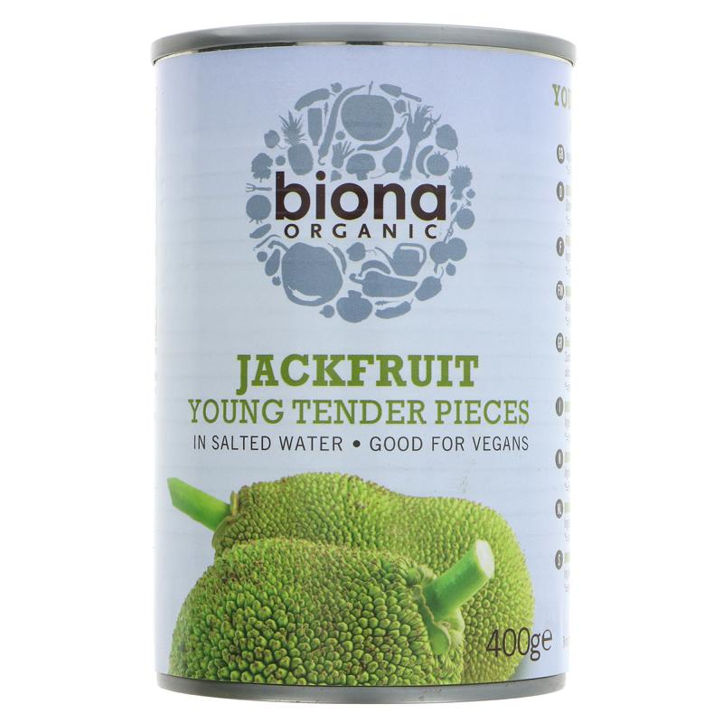 Biona Organic Jackfruit in Water (400g)