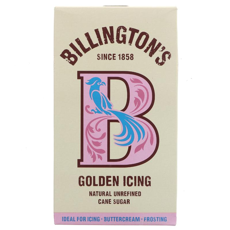 Billingtons Golden Icing Sugar (500g)