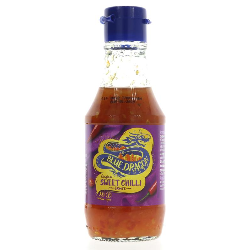 Blue Dragon Sweet Chilli Dipping Sauce (190ml)