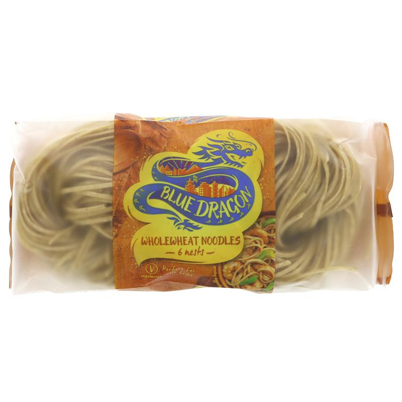 Blue Dragon Wholewheat Noodles (300g)