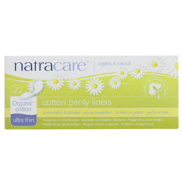 Natracare Organic Cotton Panty Liners (x22)