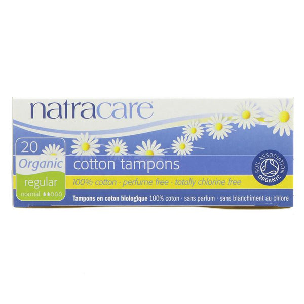 Natracare Tampons Regular (x20)
