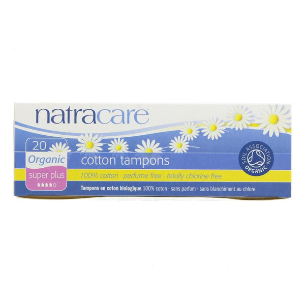 Natracare Tampons Super Plus (x20)