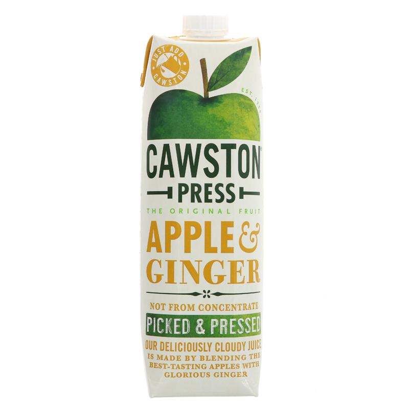 Cawston Press Apple & Ginger (1L)