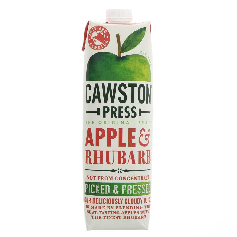 Cawston Press Apple & Rhubarb (1L)