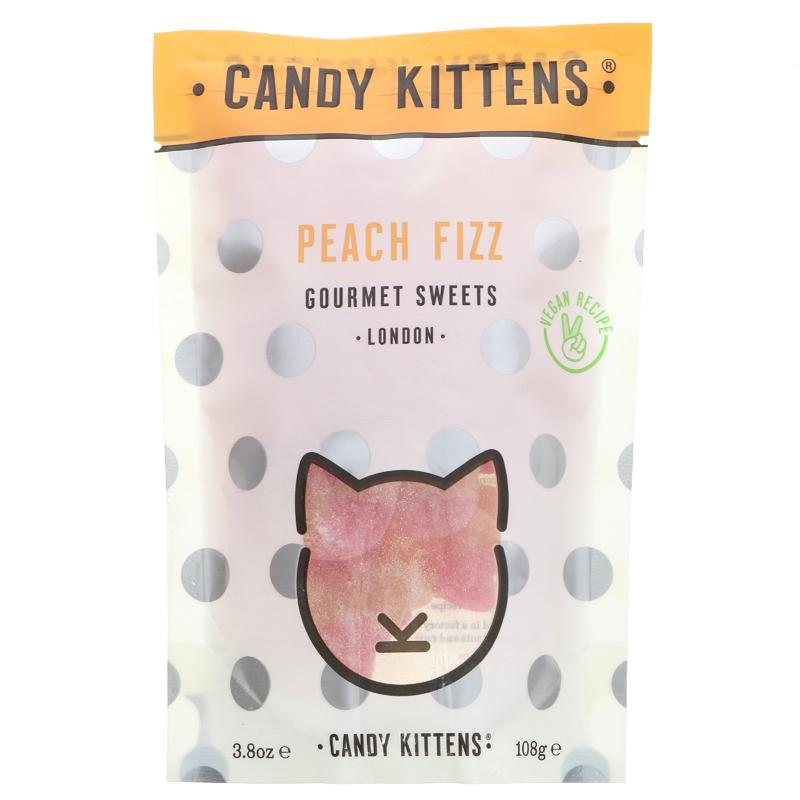 Candy Kittens Peach Fizz (108g)