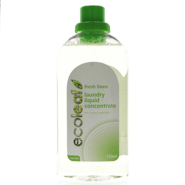 Ecoleaf Laundry Liquid - Concentrate (750ml)