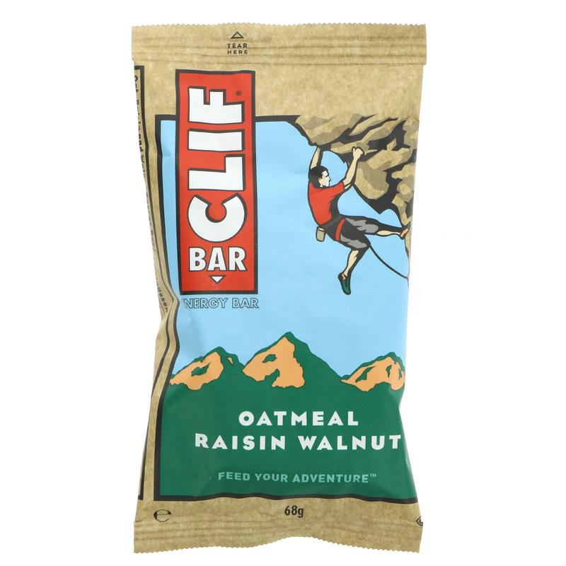 Clif Bar Oatmeal, Raisin & Walnut Bar (68g)