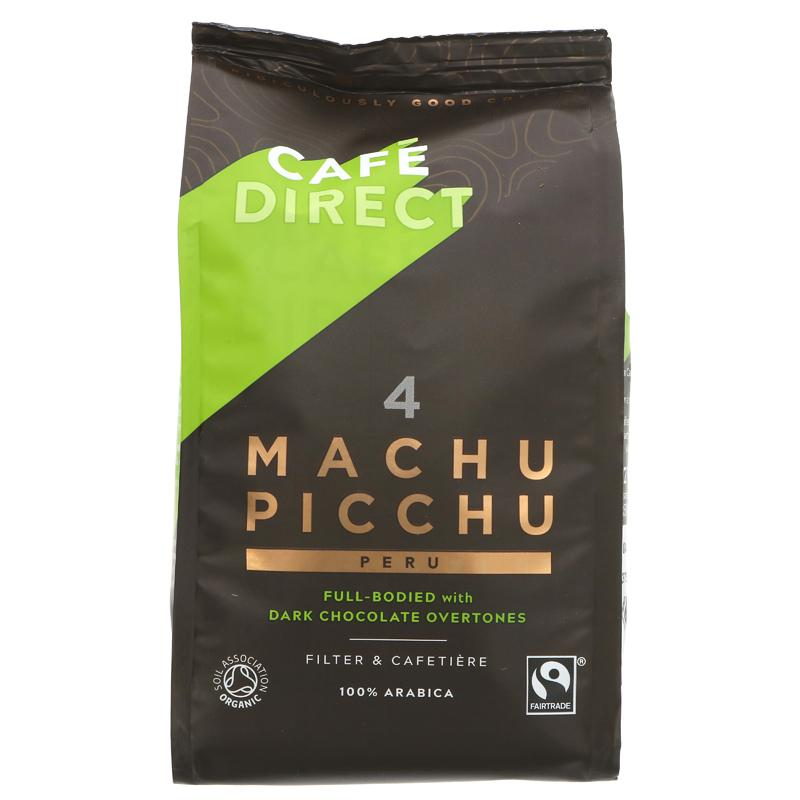 Cafedirect Machu Picchu Organic Ground (227g)