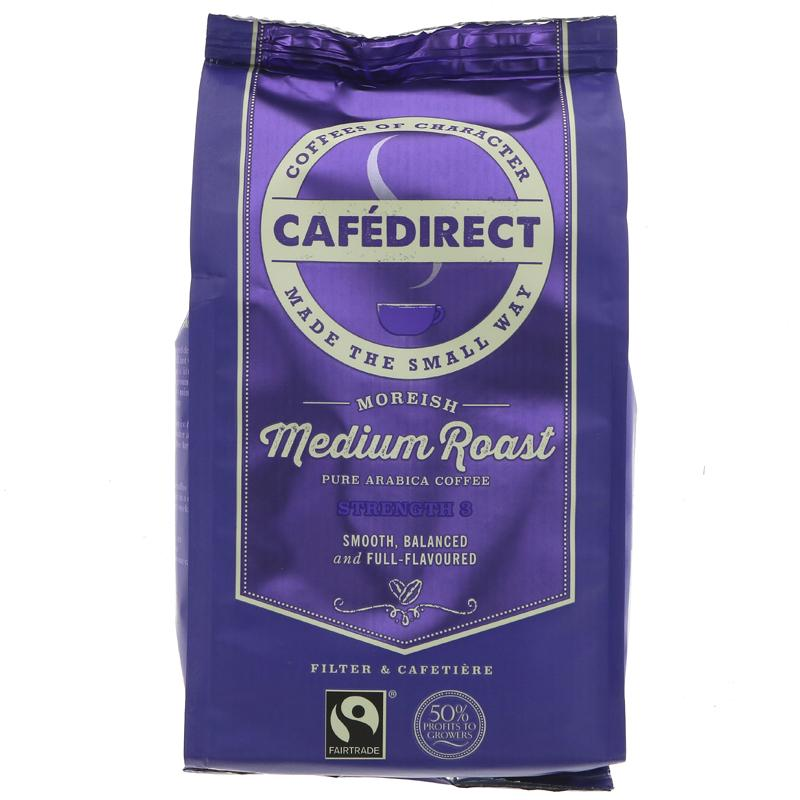 Cafedirect Medium Ground (227g)