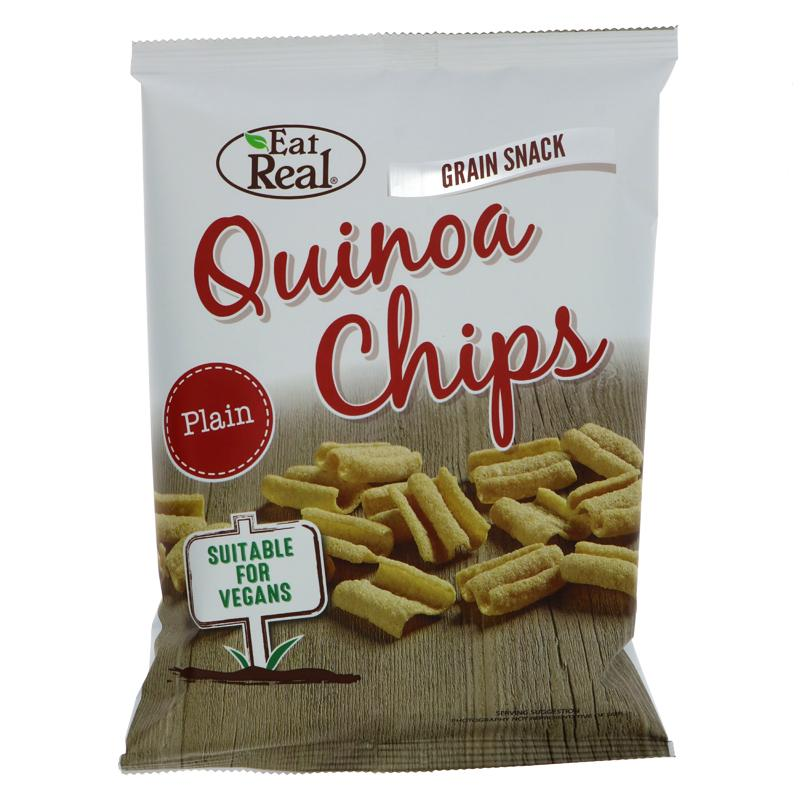 Eat Real Plain Chips (30g)
