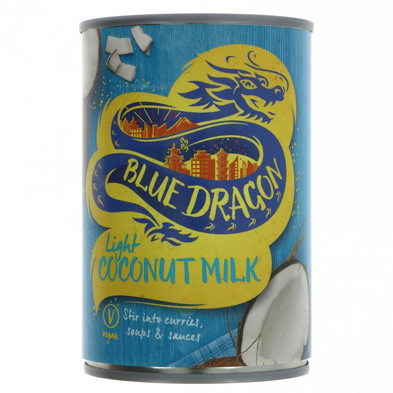 Blue Dragon Coconut Milk - Reduced Fat (400ml)