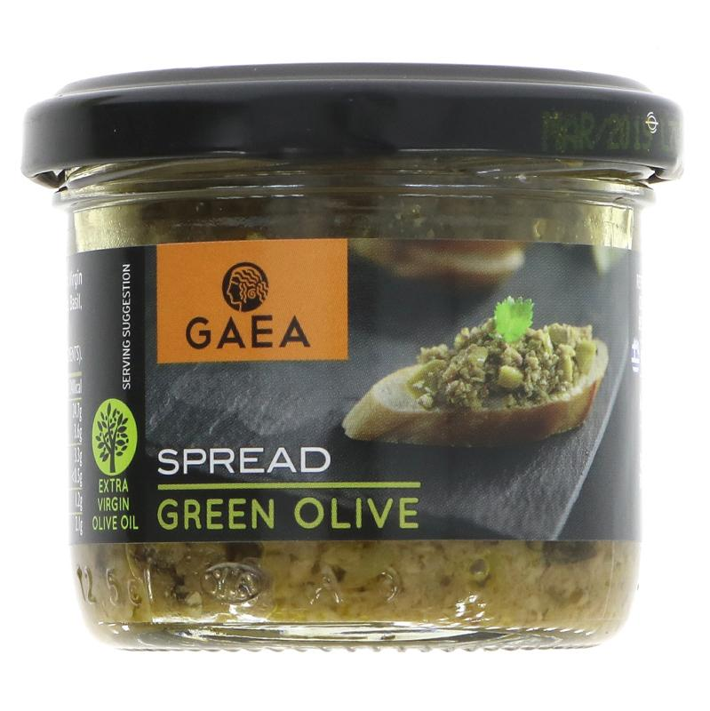 Gaea Tapenade - Green (100g)