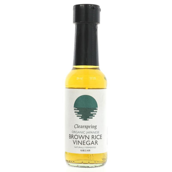 Clearspring Brown Rice Vinegar - Organic (150ml)