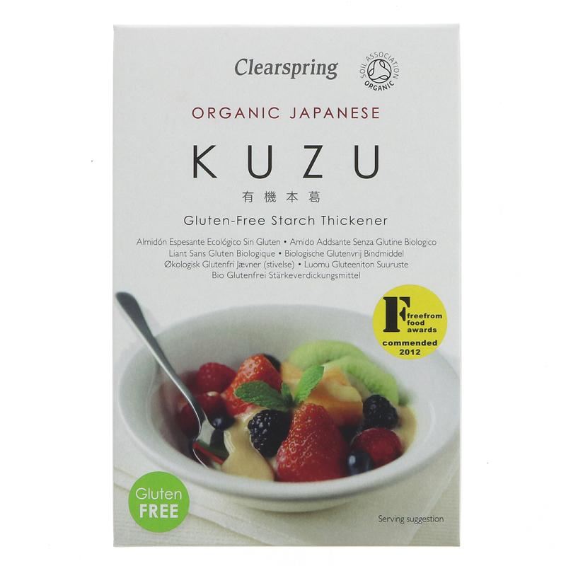 Clearspring Kuzu - Wild Arrowroot (125g)