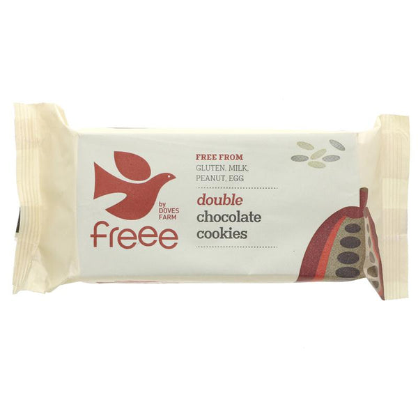 Doves Farm Double Chocolate Cookies (180g)
