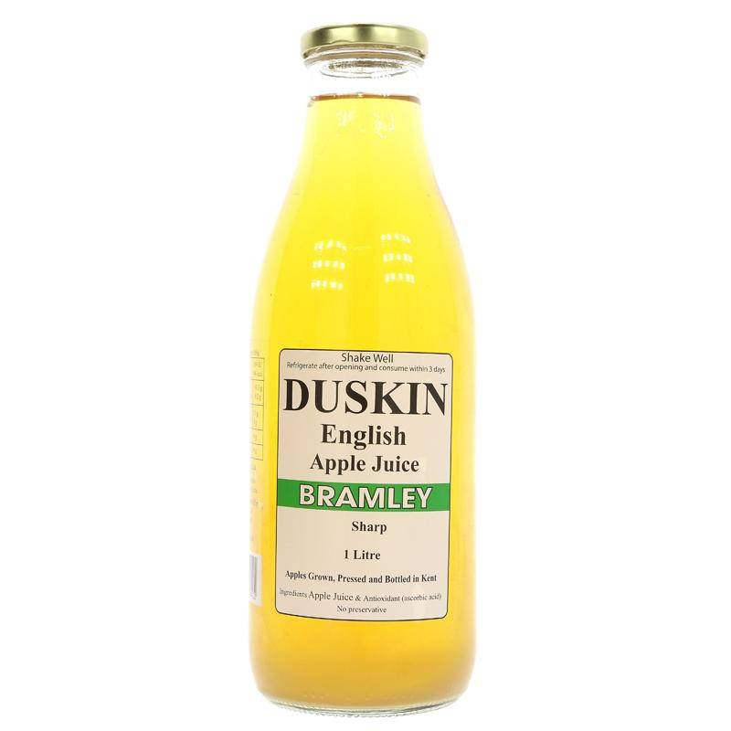 Duskin Apple Juice - Cox (1L)