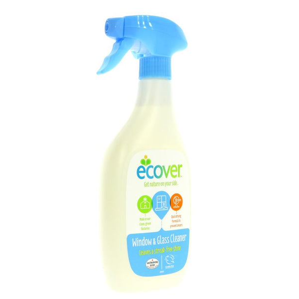 Ecover Window & Glass Cleaner (500ml)