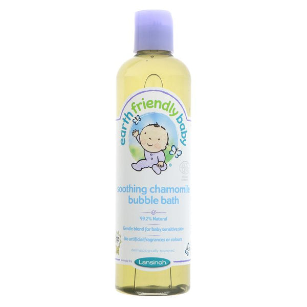 Earth Friendly Baby Organic Chamomile Bubble Bath (300ml)