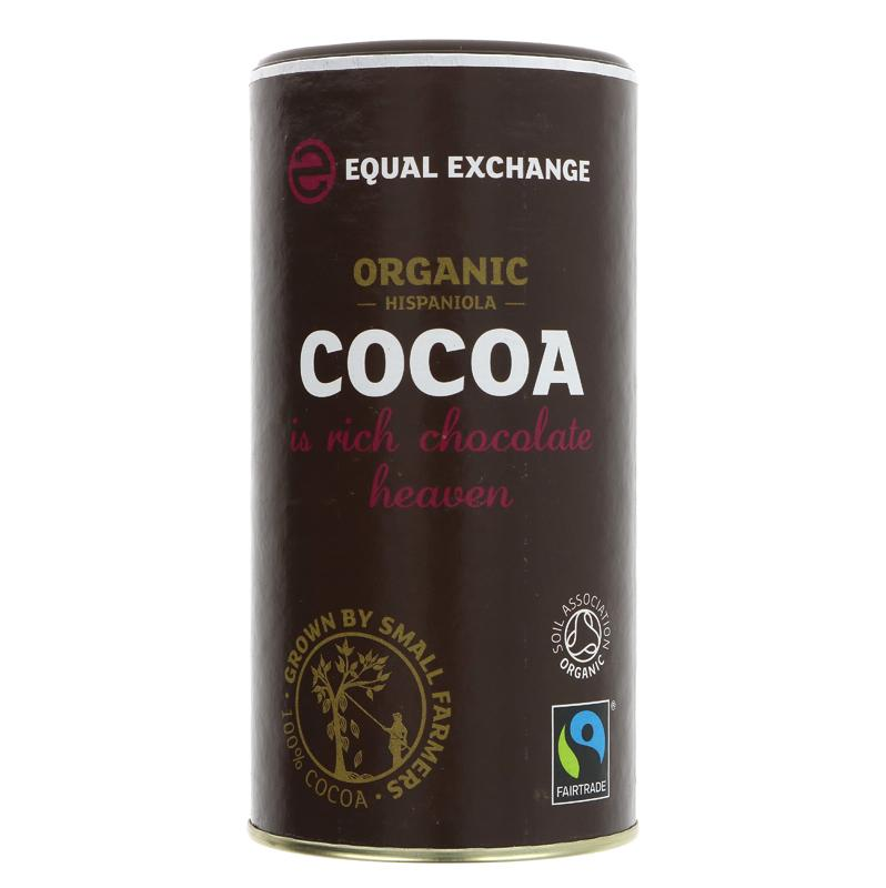 Equal Exchange Hispaniola Cocoa Powder - organic (250g)