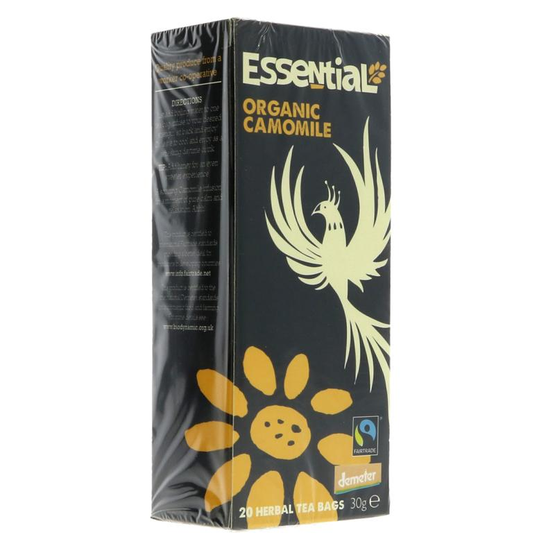 Essential Trading Camomile Tea (20 bags)
