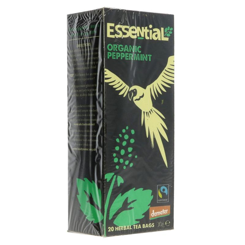 Essential Trading Peppermint Tea (20 bags)