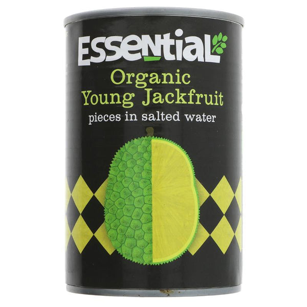 Essential Trading Organic Jackfruit in Water - 400g