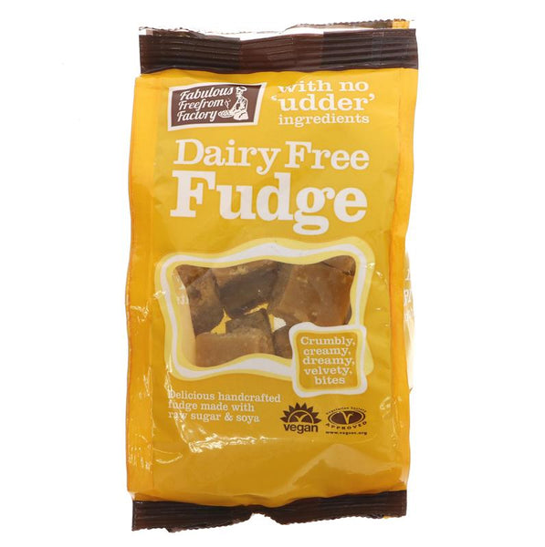 Fabulous Freefrom Factory Dairy Free Fudge (200g)