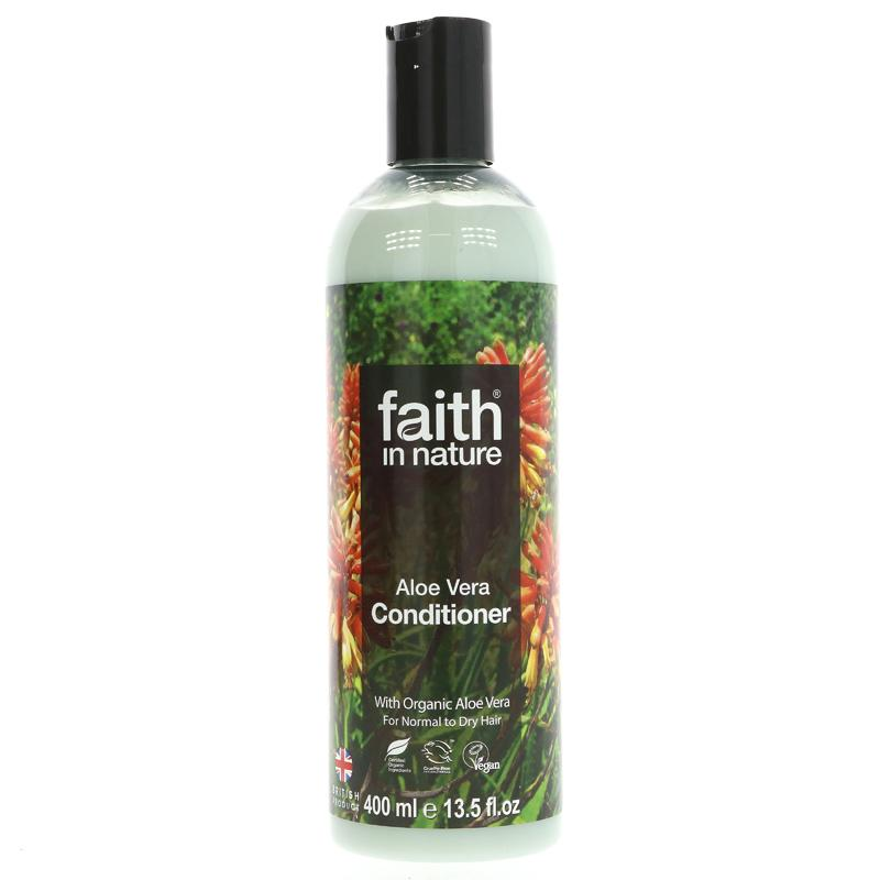 Faith Aloe Vera Conditioner (400ml)
