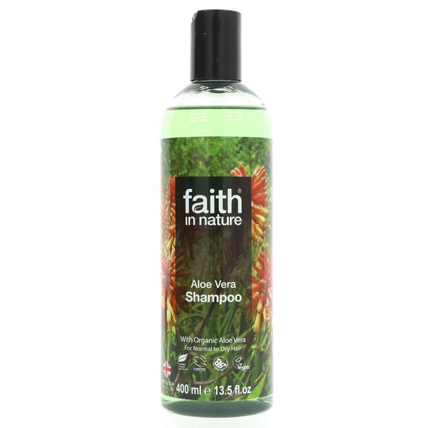 Faith Aloe Vera Shampoo (400ml)
