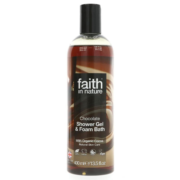 Faith Chocolate Foam Bath (400ml)
