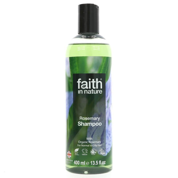 Faith Rosemary Shampoo (400ml)