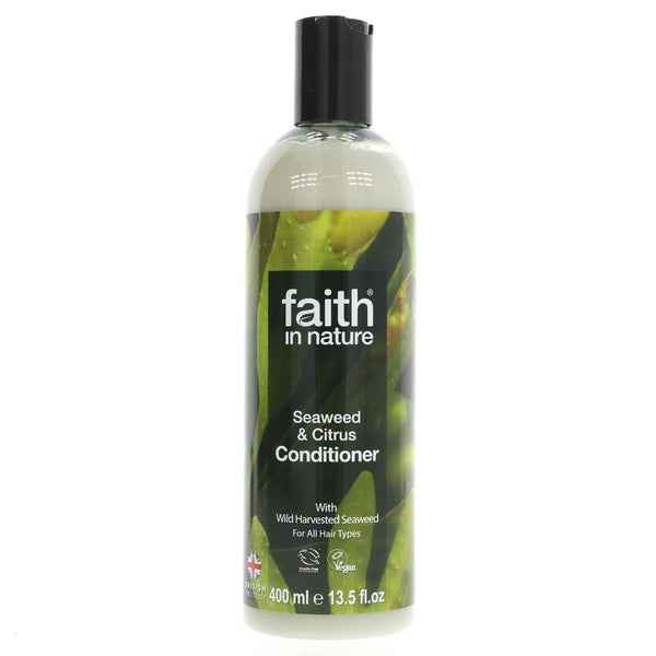 Faith Seaweed & Citrus Conditioner (400ml)