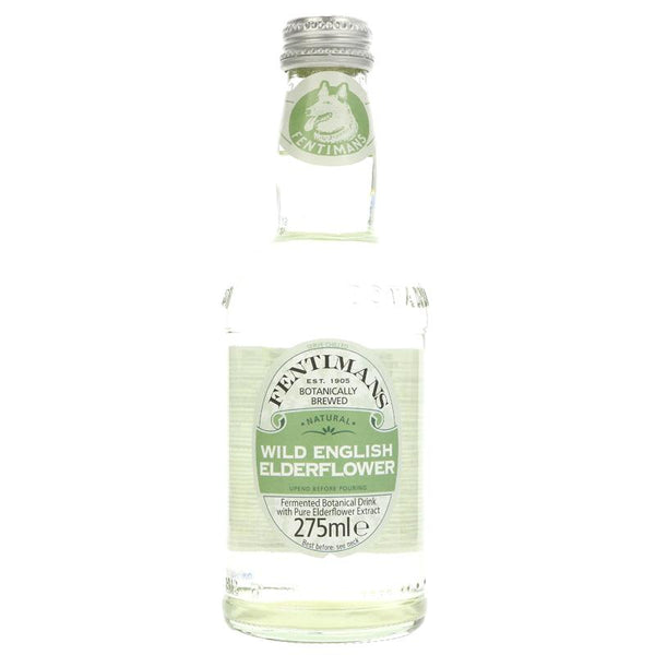 Fentimans Wild English Elderflower (275ml)