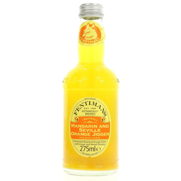 Fentimans Mandarin Seville Orange Jigger (275ml)