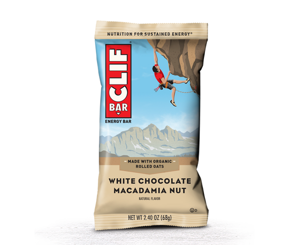 Clif Bar White Chocolate Macadamia Nut (68g)
