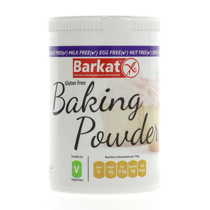 Barkat Gluten Free Baking Powder (100g)