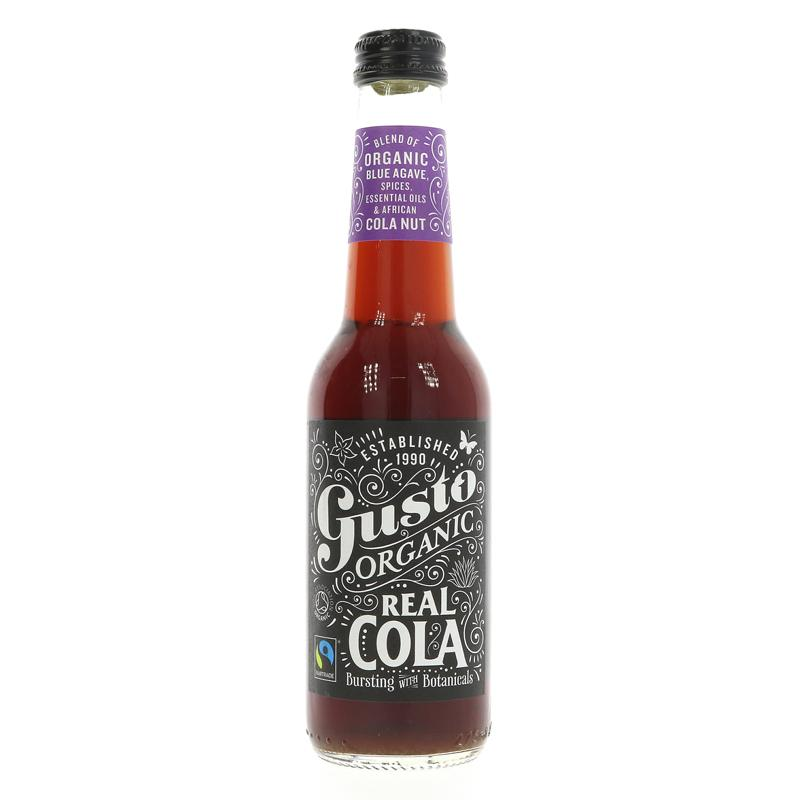 Gusto Organic Real Cola (275ml)
