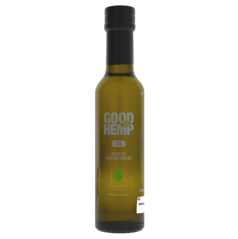Good Hemp Food Hemp Oil - Original (250ml)